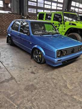 Vw golf citisport