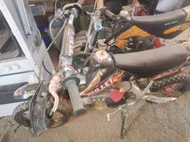 Big boy pit bikes for sale or to swap