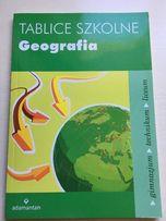 Tablice szkolne geografia