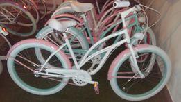 Rower miejski Cruiser Imperial Bike -PREZENT NA KOMUNIĘ