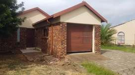 Beautiful 2 bedroom house for rent