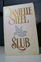 """Książka Danielle Steel """"Ślub"""""""