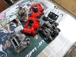 Toyota Yaris zacisk hamulcowy tył