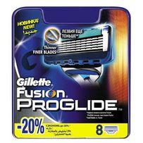 Бритвенные лезвия Gillette Fusion Proglide 8 шт. в уп. Оригинал