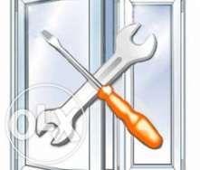Ремонт,регулировка,монтаж и продажа металлопластиковых окон
