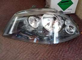 Seat Ibiza headlight