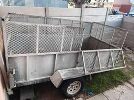 Galvanized trailer for sale