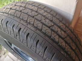 Ford Ranger Tyre and Rim