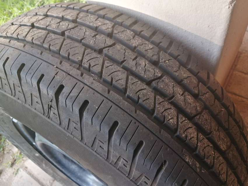 Ford Ranger Tyre and Rim 0