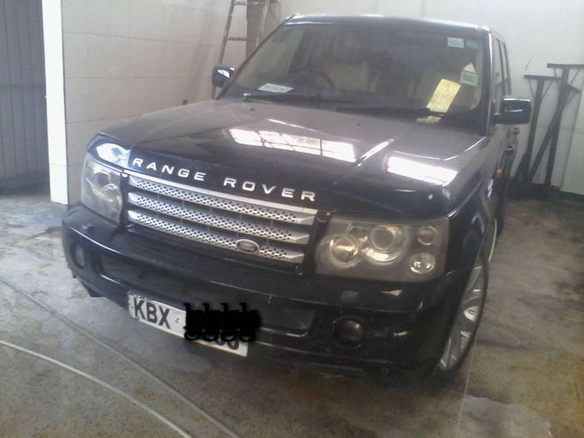 Range Rover Sport KBX year 2006 for sale at Mombasa town 0