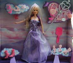 "Кукла-принцесса ""Джинни"" c аксессуарами"