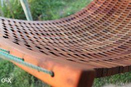 Гамак из натурального дерева, деревянный гамак