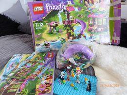 Klocki Lego Friends - Baza ratownicza - 41038.