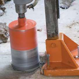 CORING AND CUTTING CORE DRILLING COMPANY