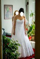 Piękna suknia ślubna Bertilla