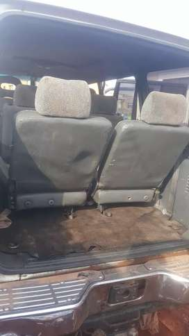 I'm selling Pajero for 20k my number is