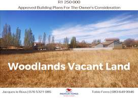 Vacant Erf in Woodland Hills