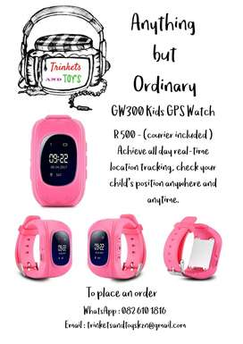 GW300 Kids GPS Watch