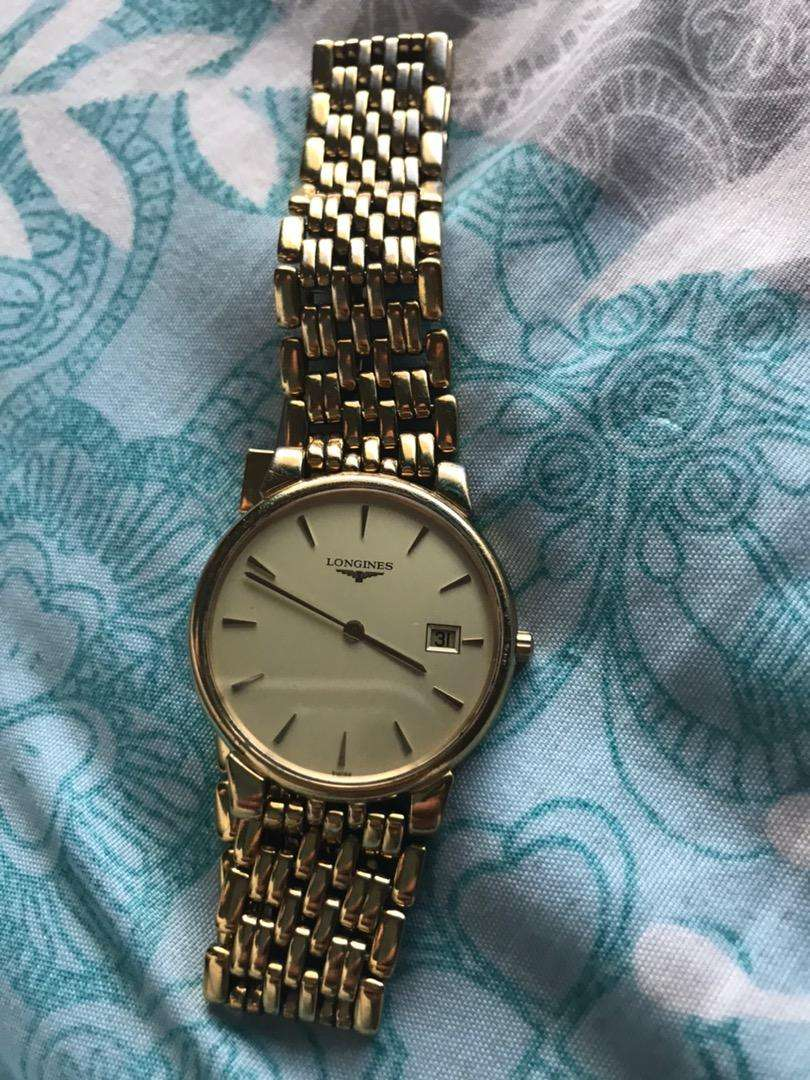 Stunning Original Longines Watch (in Gold) for sale