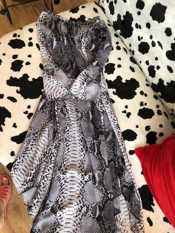 Sukienka skóra węża Środa Wielkopolska - image 2