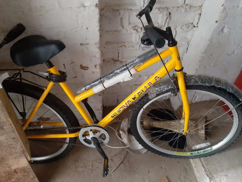 Selling bike contact mie