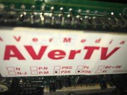 TV-Тюнер AVerMedia AVerTV 302 (AAACS)