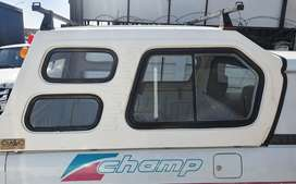 Nissan 1400 Canopy (high Roof) For Sale.