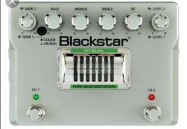 Blackstar HT dual distortion pedal