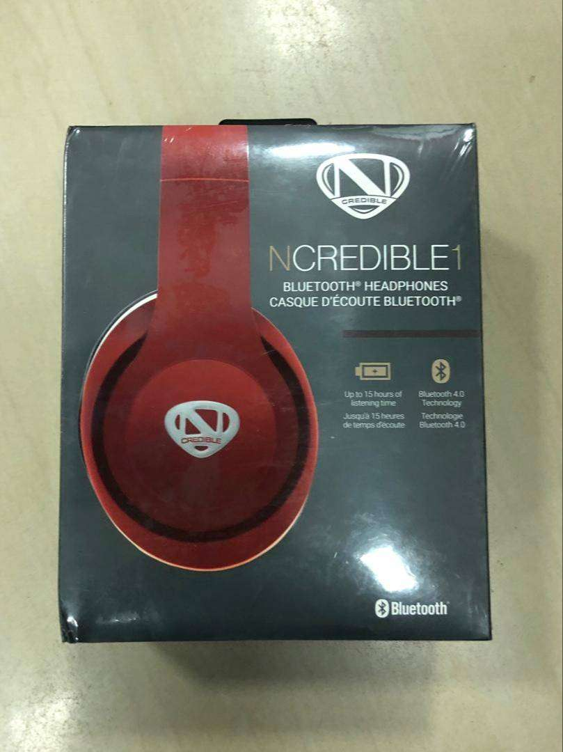 Ncredible1 Wireless Bluetooth Headphones 0