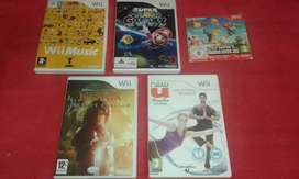 Wii games and Balance board for sale