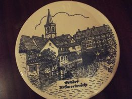 Настенная тарелка Германия