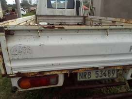 Note it old bakkie