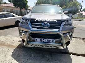 Toyota Fortuner 2.8GD-6 (with leather seats)