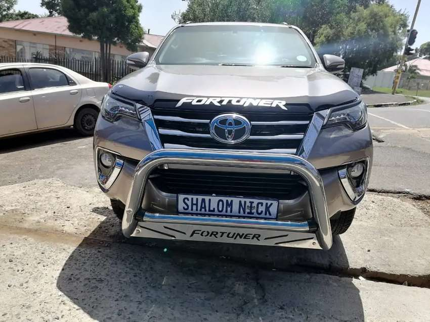 Toyota Fortuner 2.8GD-6 (with leather seats) 0