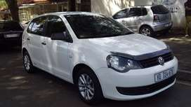 Vw polo vivo 1.6 hatchback