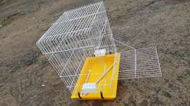 Square deluxe cockatiel cages for sale