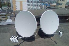 Спутниковая антенна. настройка ремонт тюнеров