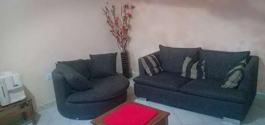 Fully furnished apartment located in bamburi on jcc tarmac road 0