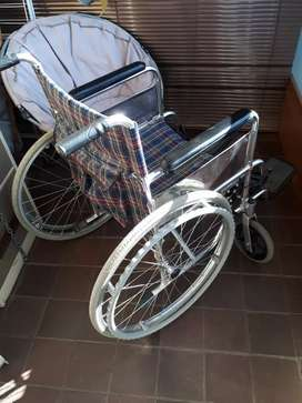 Wheelchair for adult almost new