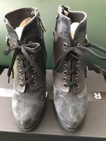 Брендовые ботинки Ballin, 39 размер