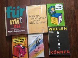 Książki do nauki niemieckiego