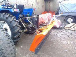 Отвал на трактор на заднюю навеску