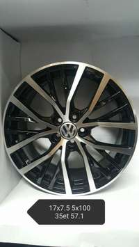 """Image of 17"""" Vw Polo Gti Replica Mags"""