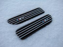 Врезные жабры M3 / E36 / E46 / E90