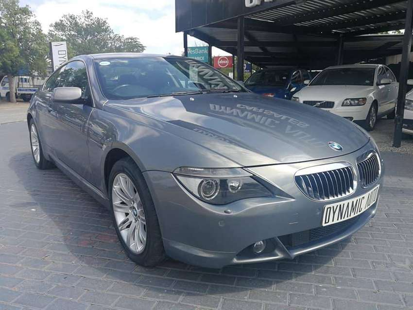 2005 BMW 650i Coupe (E63) A/T - Only R149 900 0