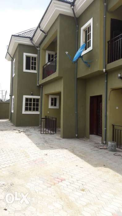 New three bedroom flats for rent at power encounter 0