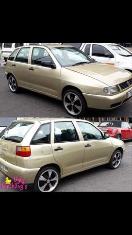 Gold polo player 2004 model 1400