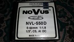 Объектив к видеокамере NOVUS(AVENIR,SPACECOM) 5.0 - 50 ММ