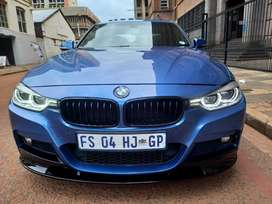 2017 BMW 320i available for sale now in perfect condition,