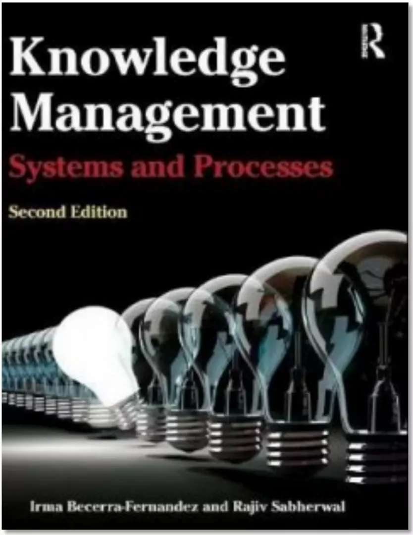 Knowledge Management Systems and Processes, 2nd, Becerra-Fernandez